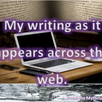 My writing on the web