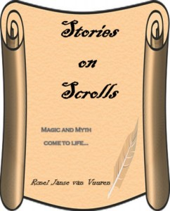 stories on scrolls cover