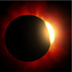 solar eclipse total photo 2