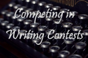 writing contest vintage typewriter