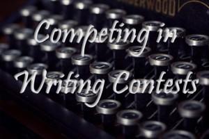 writing contest vintage typewriter