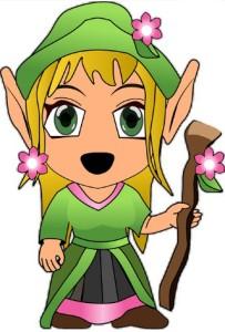 elves magical friendly