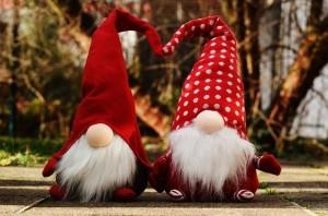 imp winter gnome