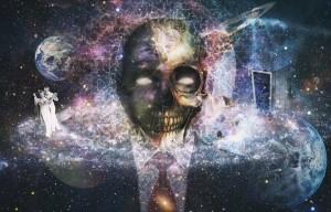 villain skull intro