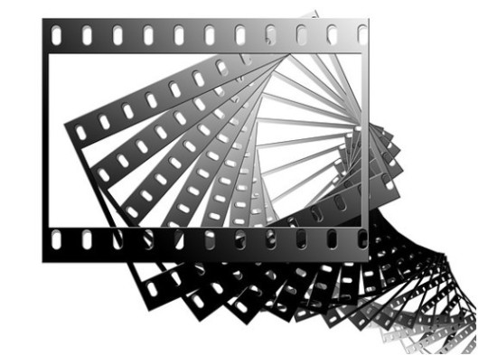 black and white film proper