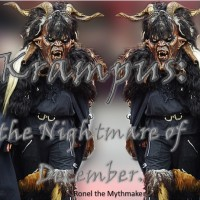 Krampus: the Nightmare of December #FolkloreThursday