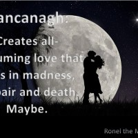 Gancanagh of the Night #FolkloreThursday