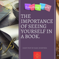 The Importance of Seeing Yourself in a Book #AtoZChallenge #diversity