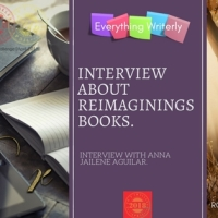 Interview about Reimaginings Books #AtoZChallenge