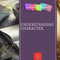 Understanding Character #AtoZChallenge #amwriting