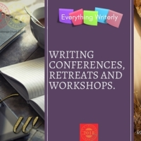 Writing Conferences, Retreats and Workshops #AtoZChallenge