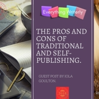The Pros and Cons of Traditional and Self-Publishing #AtoZChallenge #AuthorToolboxBlogHop