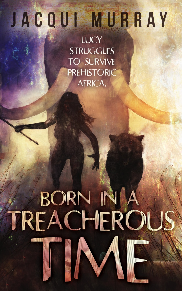 Born in a Treacherous Time #bloghop