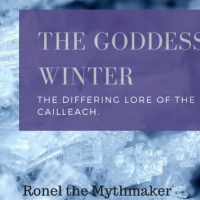The Goddess of Winter #folklore