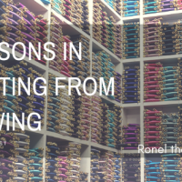 Lessons in Writing from Sewing #IWSG #amwriting #writerslife