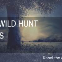 The Wild Hunt Rides #folklore